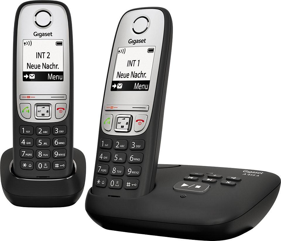 Радиотелефон Gigaset A415A Duo / A415AM Duo