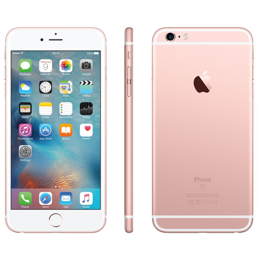 Сотовый телефон APPLE iPhone 6S Plus - 32GB Rose Gold MN2Y2RU/A