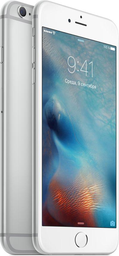 Apple iPhone 6s Plus 64GB (серебристый)